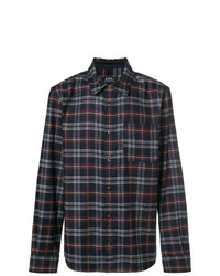 A.P.C. Plaid Casual Shirt