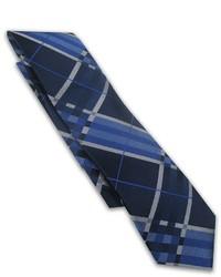 Haggar Plaid Neo Classic Tie