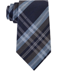 Kenneth Cole Reaction Plaid Classic Tie