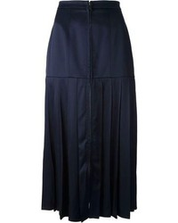 High waist midi skirt medium 98361