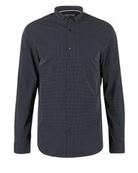 KIOMI Shirt Navy