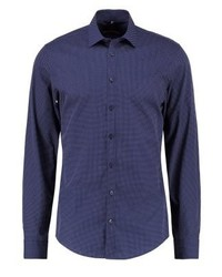 Seidensticker Slim Fit Shirt Marine