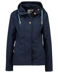 Ragwear Lynx Summer Jacket Navy