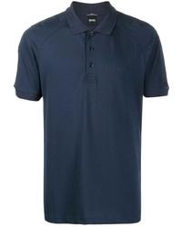 BOSS HUGO BOSS Embroidered Logo Polo Shirt