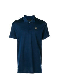 Philipp Plein Logo Plaque Polo Shirt