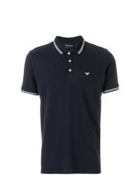Emporio Armani Logoed Polo Shirt