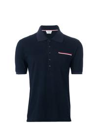 Thom Browne Patch Pocket Polo Shirt