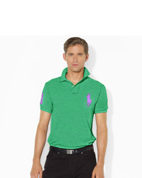 Polo Ralph Lauren Slim Fit Big Pony Polo