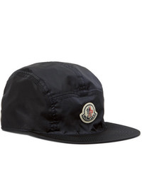 Moncler Appliqud Shell Baseball Cap