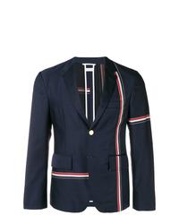 Thom Browne Allover Engineered Stripe Sport Coat