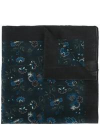 Paul Smith Floral Print Pocket Square