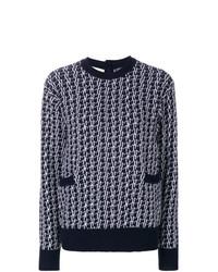 Marni Rear Buttoned Sweater