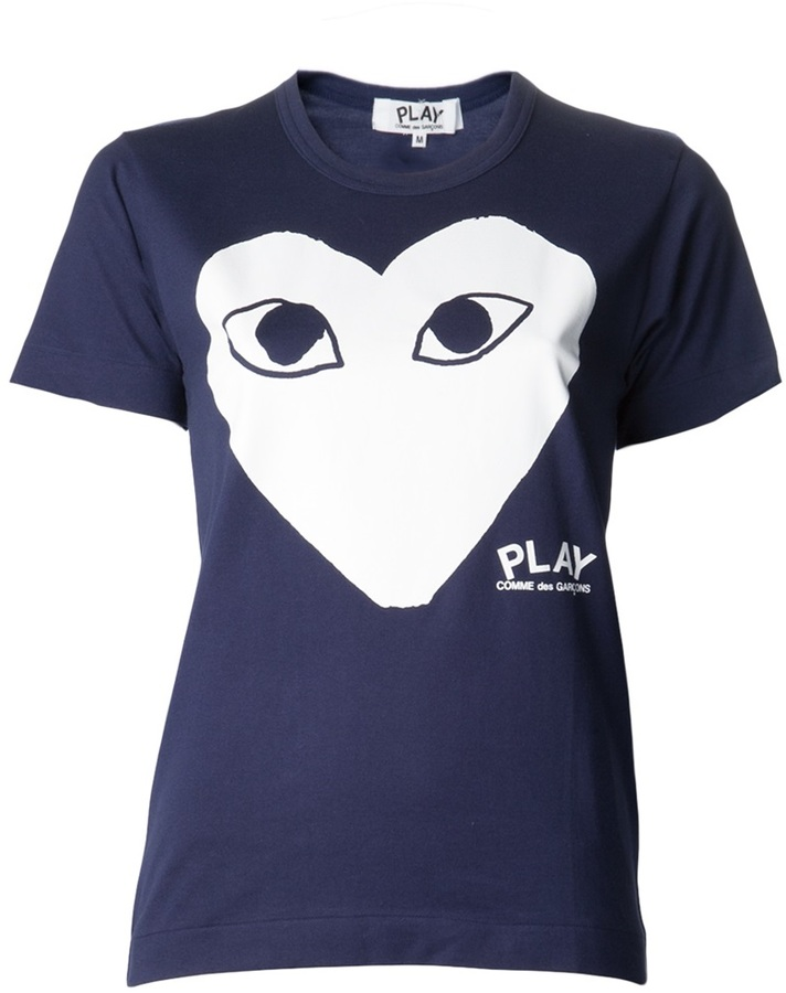 ed3f816bdff06 Play Heart Shirt - Our T Shirt