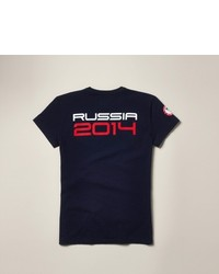 Ralph Lauren Blue Label Team Usa Short Sleeved T Shirt
