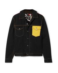 Rag & Bone Disney Printed Denim Jacket