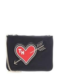 Tommy Hilfiger Honey Heart Clutch Blue