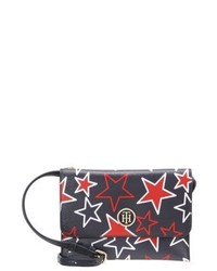 Tommy Hilfiger Love Star Across Body Bag Blue