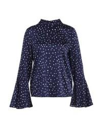Ena blouse navy medium 4239434
