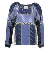 Galato blouse dark blue medium 3938654