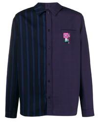 Daily Paper Gisi Mixed Print Dividable Shirt