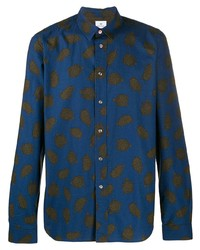 PS Paul Smith Turtle Print Shirt