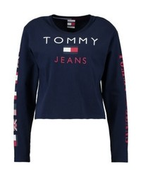 Tommy Hilfiger Tommy Jeans 90s Long Sleeved Top Peacoat