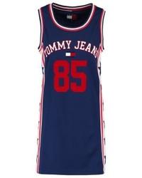 Tommy Hilfiger Tommy Jeans 90s Summer Dress Dark Blue