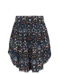 Chloé Abstract Print Shorts