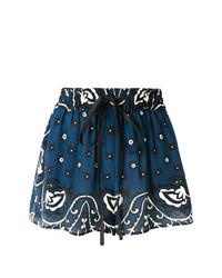 RED Valentino Printed Shorts