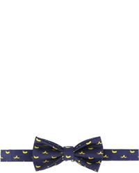 Fef banana pattern bow tie medium 3660979