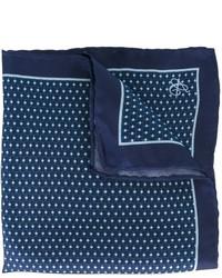 Canali Printed Pocket Handkerchief