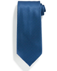 Stefano Ricci Neat Medallion Print Silk Tie