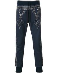 Dolce & Gabbana Printed Track Pants