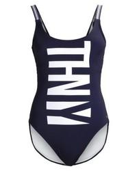 Tommy Hilfiger Clio Swimsuit Blue