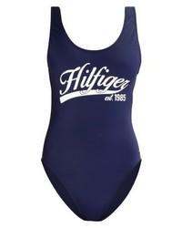 Tommy Hilfiger Kiara Swimsuit Blue