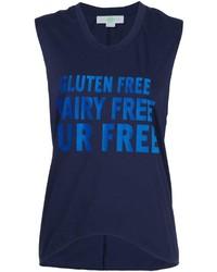 Stella McCartney Gluten Print T Shirt