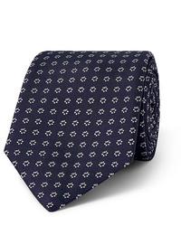 Hugo Boss 75cm Silk Blend Jacquard Tie
