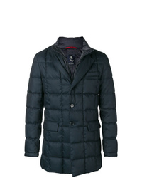Fay Button Padded Jacket