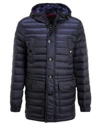 Men s Navy Puffer Coats by Tommy Hilfiger   Men s Fashion 24d7b1a19415