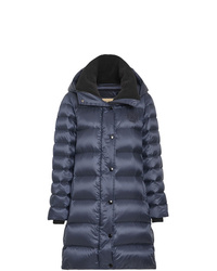 Burberry Down D Hooded Puffer Coat