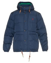 Polo Ralph Lauren Elwood Hooded Quilted Down Jacket