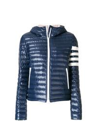 Thom Browne Down Filled Nylon Tech Jacket