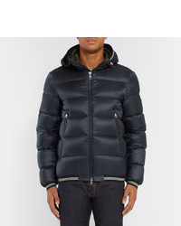 ... Moncler Jeanbart Quilted Shell Hooded Down Jacket ...