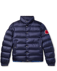 Moncler Piriac Slim Fit Quilted Shell Down Jacket
