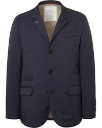 Brunello Cucinelli Slim Fit Quilted Shell Down Jacket