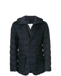 Moncler Blazer Style Quilted Jacket