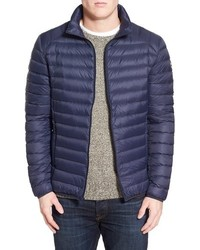Quilted down jacket medium 380330