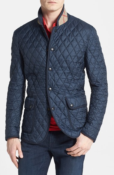Brit Rendell Diamond Quilted Jacket