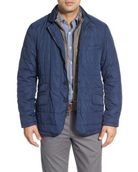 Peter Millar Quilted 3 In 1 Jacket