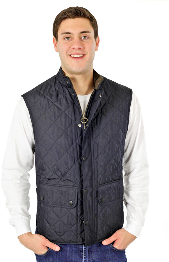 Barbour Lowerdale Quilted Gilet | Where to buy & how to wear : quilted gillet - Adamdwight.com
